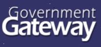 Government Gateway Website Link